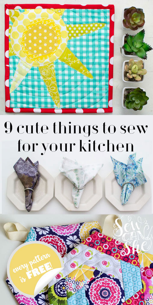 free sewing patterns for the kitchen.jpg