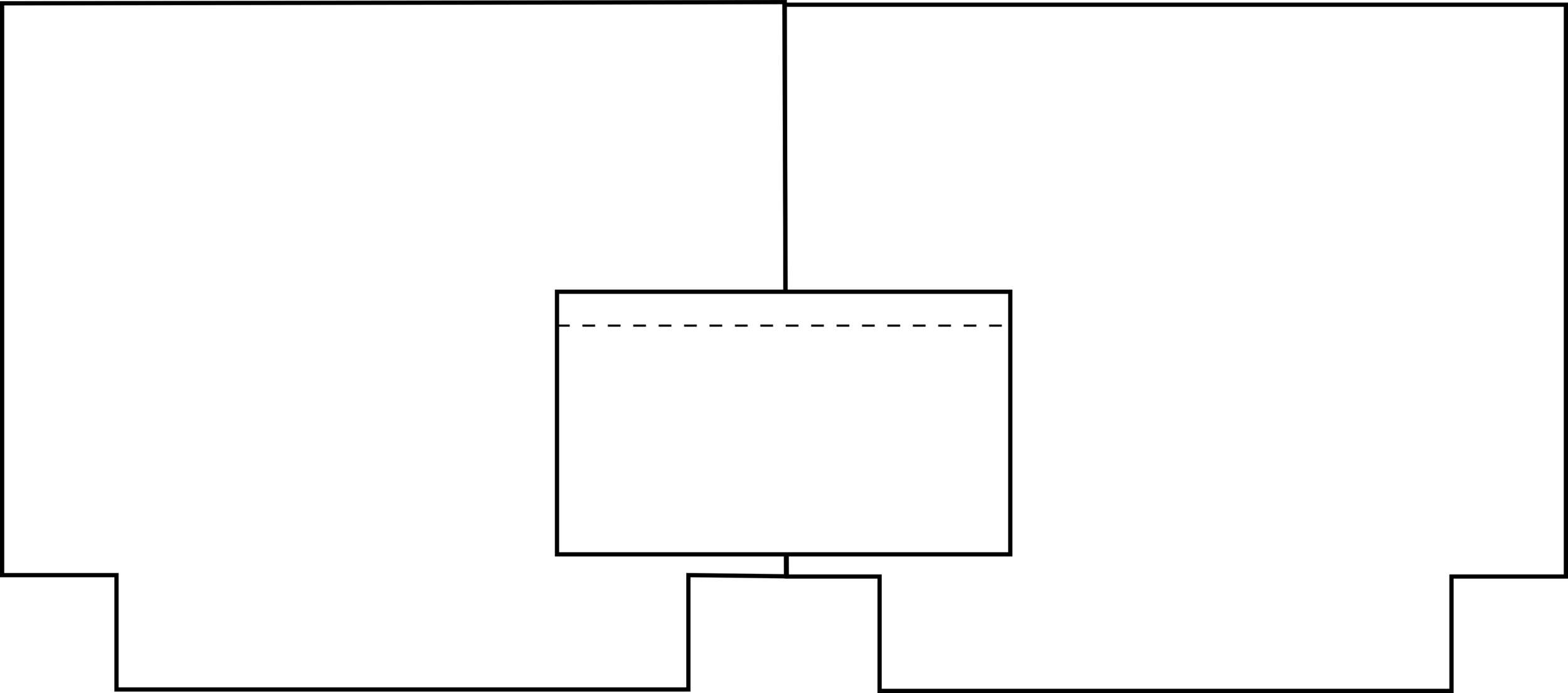 It was hard to see the pocket in pictures, so I made a diagram.