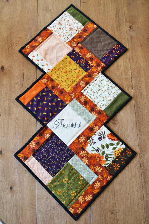 25 Show Stopping Free Table Runner Patterns Sewcanshe