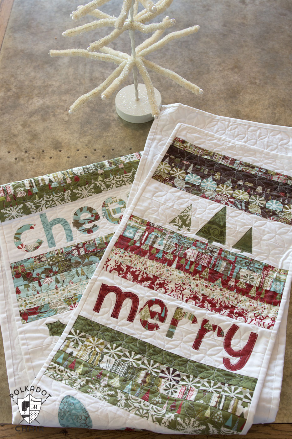 25 Show Stopping Free Table Runner Patterns Sewcanshe Free Sewing Patterns And Tutorials