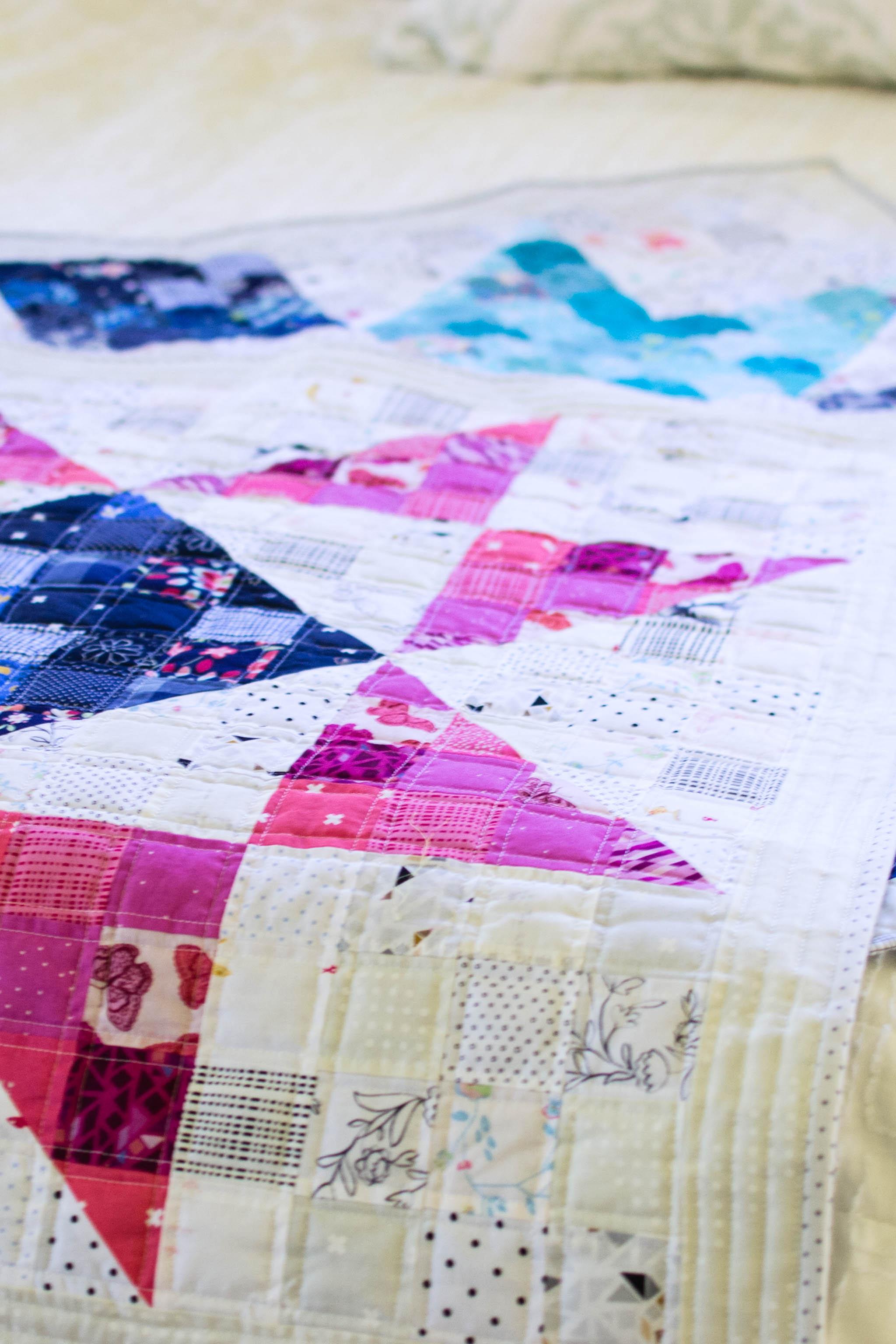 glitter quilt patterns