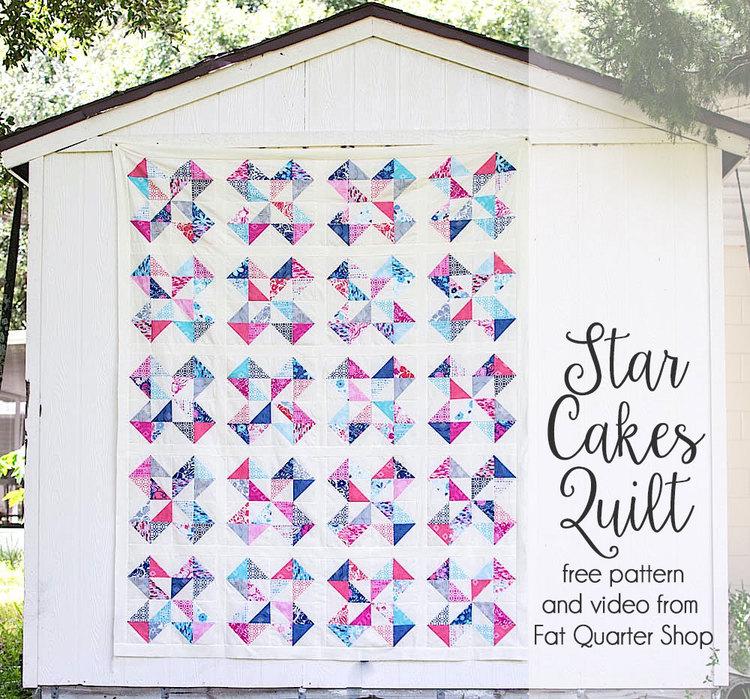 modern quilt pattern star cakes.jpg