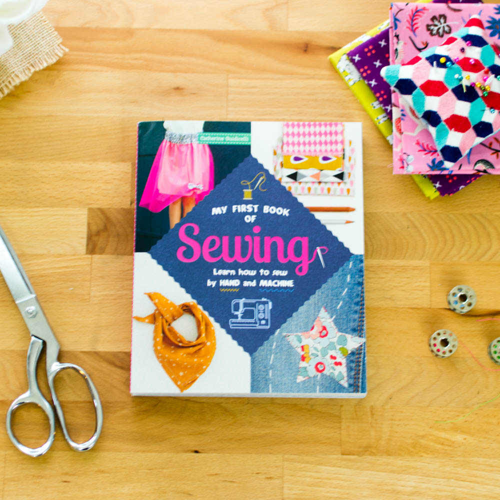 My First Book of Sewing {Book Review} — SewCanShe   Free