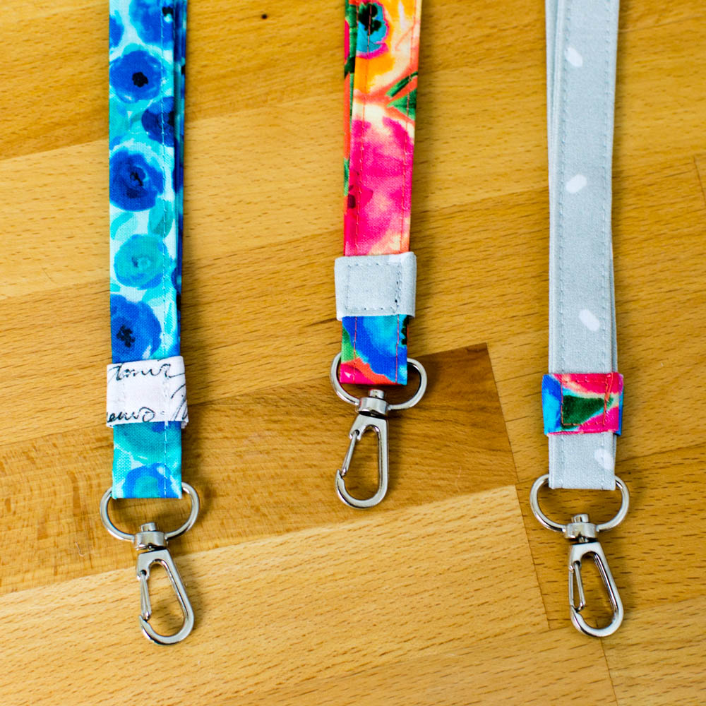 More Pretty Lanyards