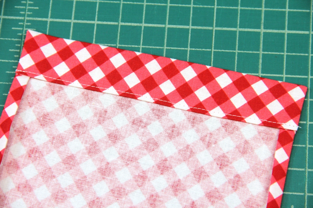 6. topstitch near top of pocket.JPG