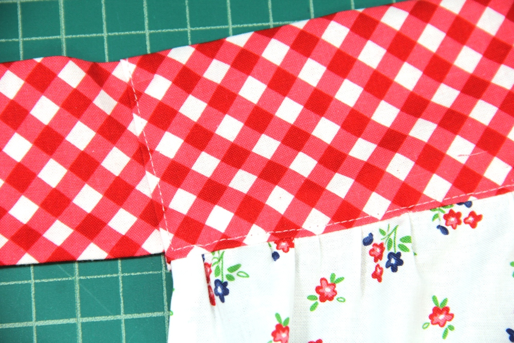 22. waistband topstitched completed.JPG