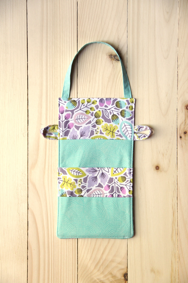 Out the Door Organizer by Crafty Staci for SewCanShe 1.JPG