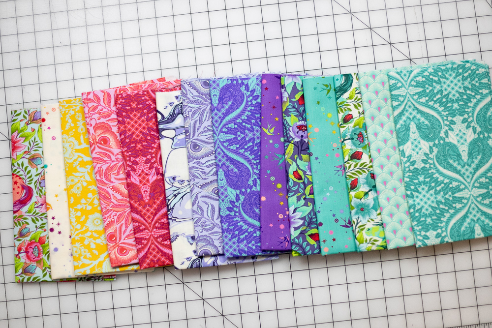 Sew A Color By Number Quilt! {free Quilt Pattern With
