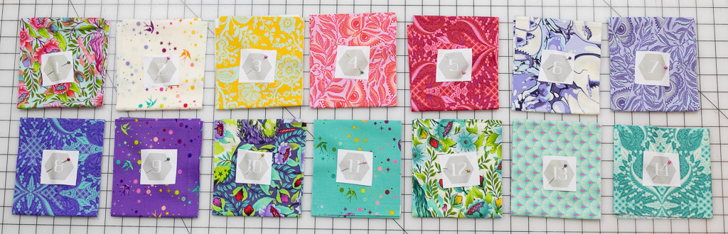 Sew A Color By Number Quilt Free Quilt Pattern With Printables Sewcanshe Free Sewing Patterns And Tutorials