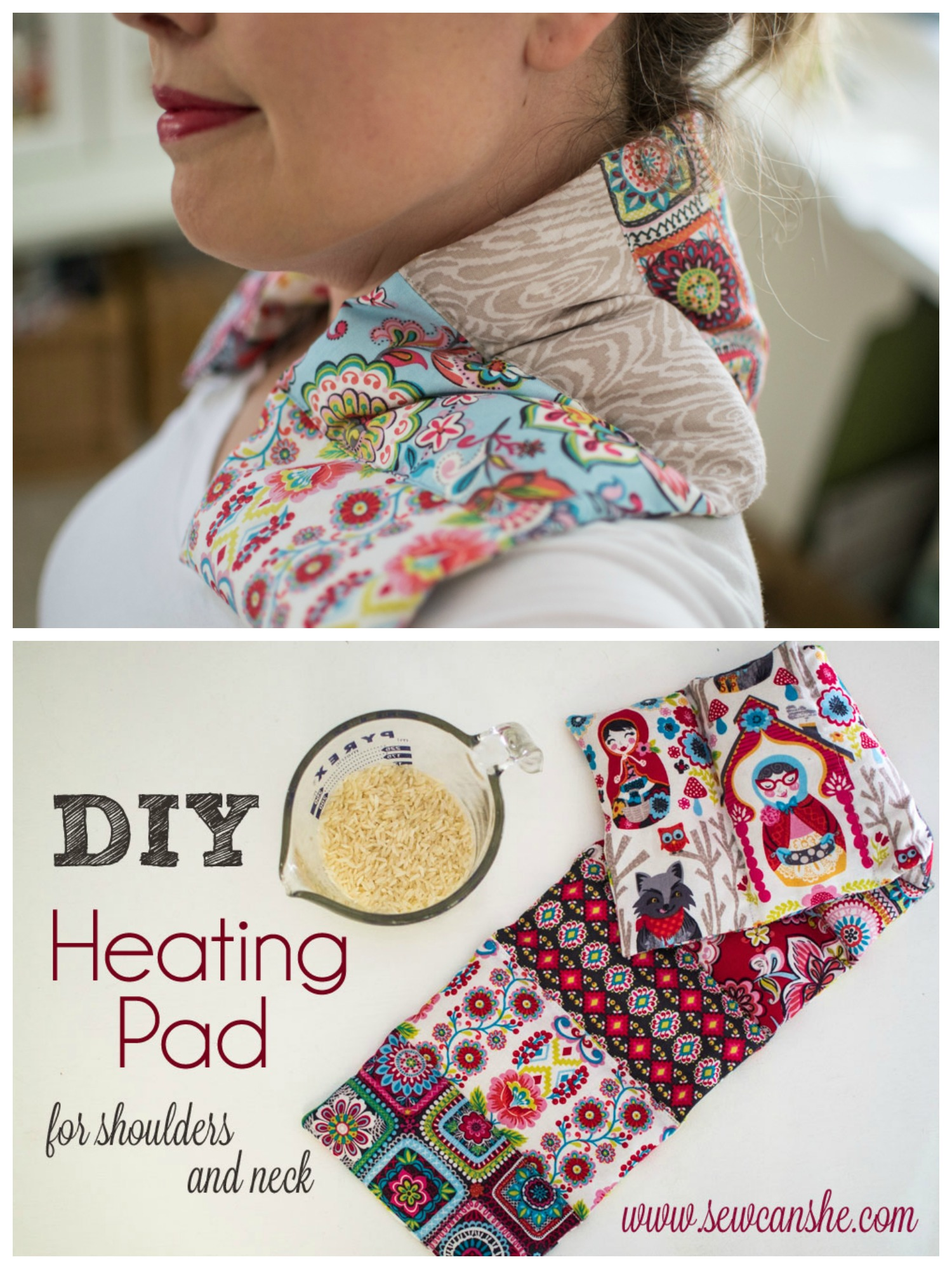 Diy Heating Pad For Shoulders And