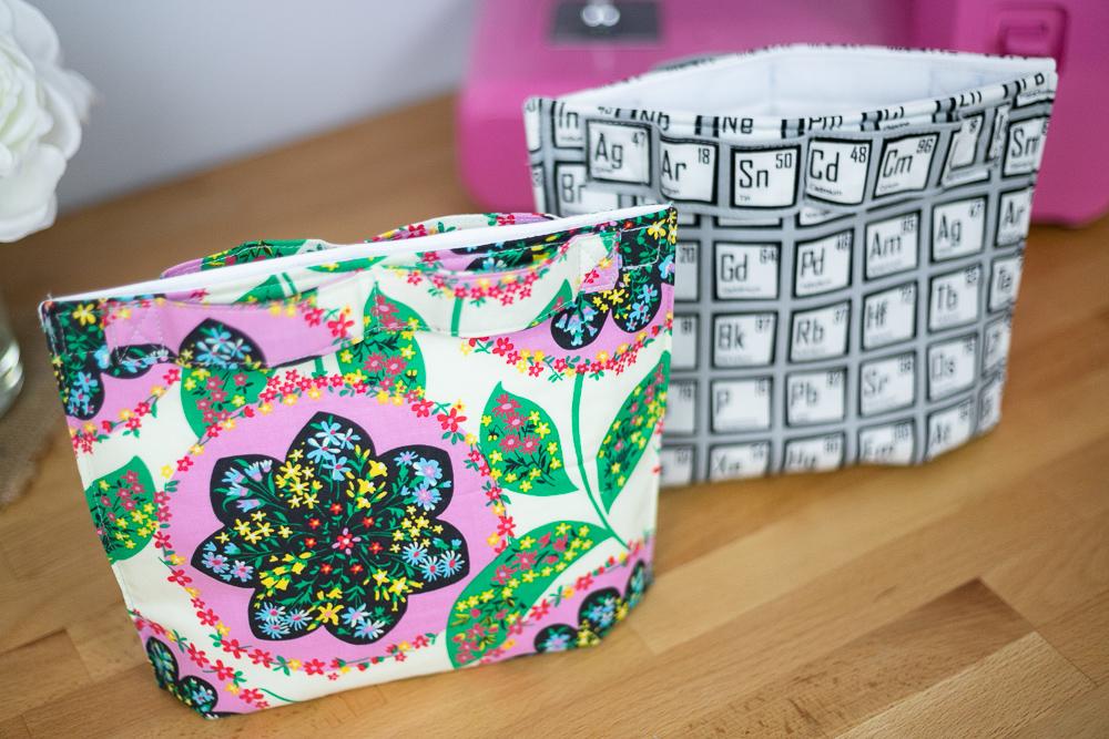 Easy Peasy Lunchbag - Free Sewing Tutorial