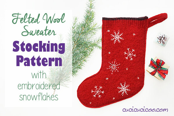 Cucicucicoo_Felted Wool Sweater Stocking 1.jpg