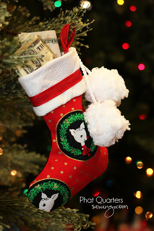 Money Stocking Ornaments Phat Quarters Sewing.jpg