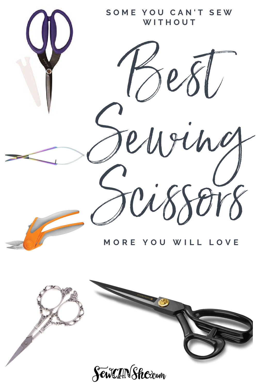 best sewing scissors