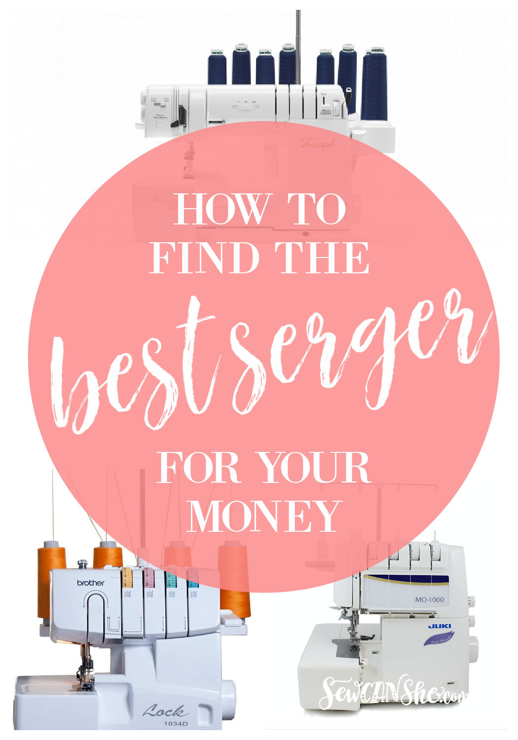 find the best serger for the money
