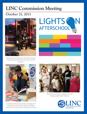 October 2013 Commission Mtg booklet cover