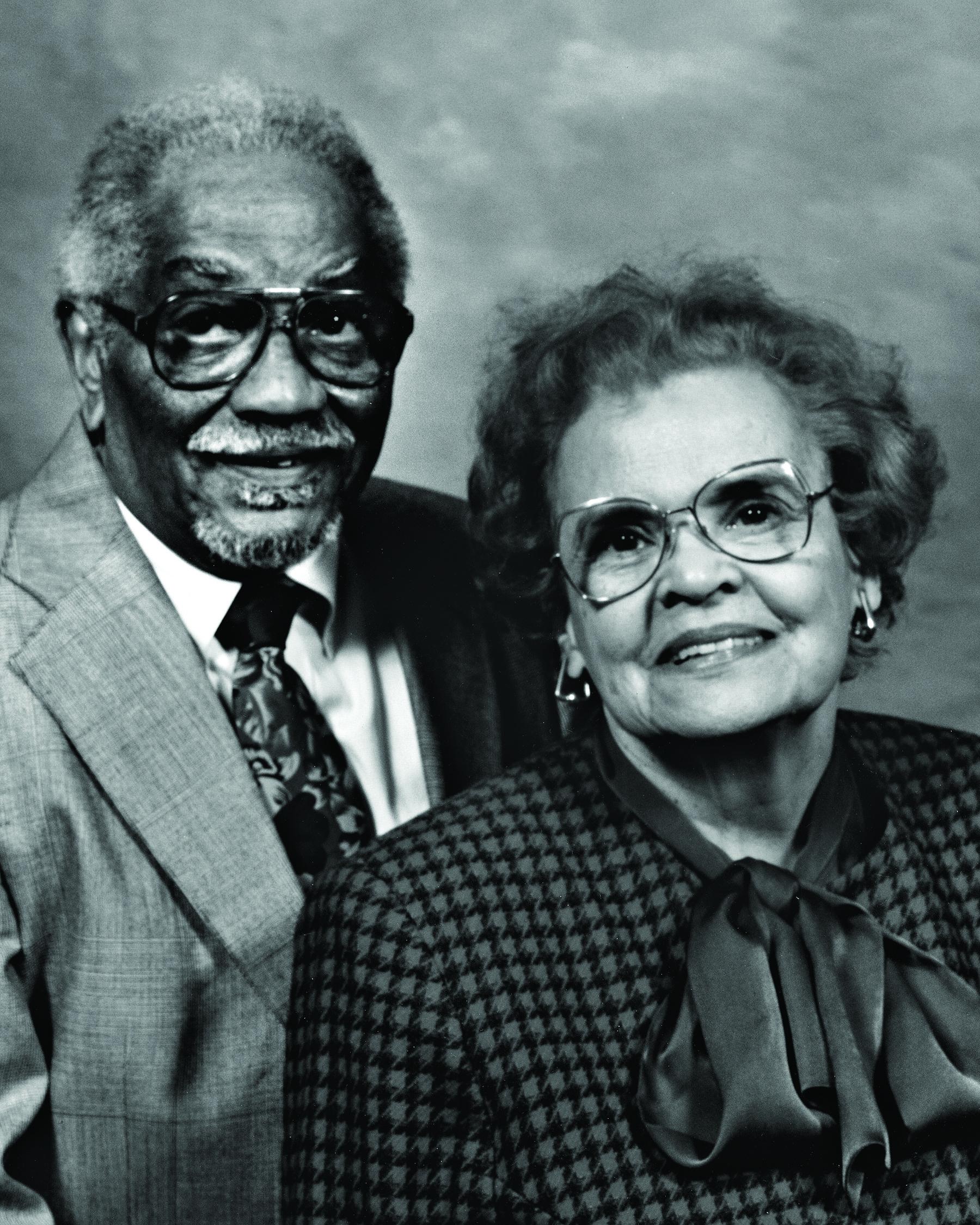 Herman and Dorothy Johnson