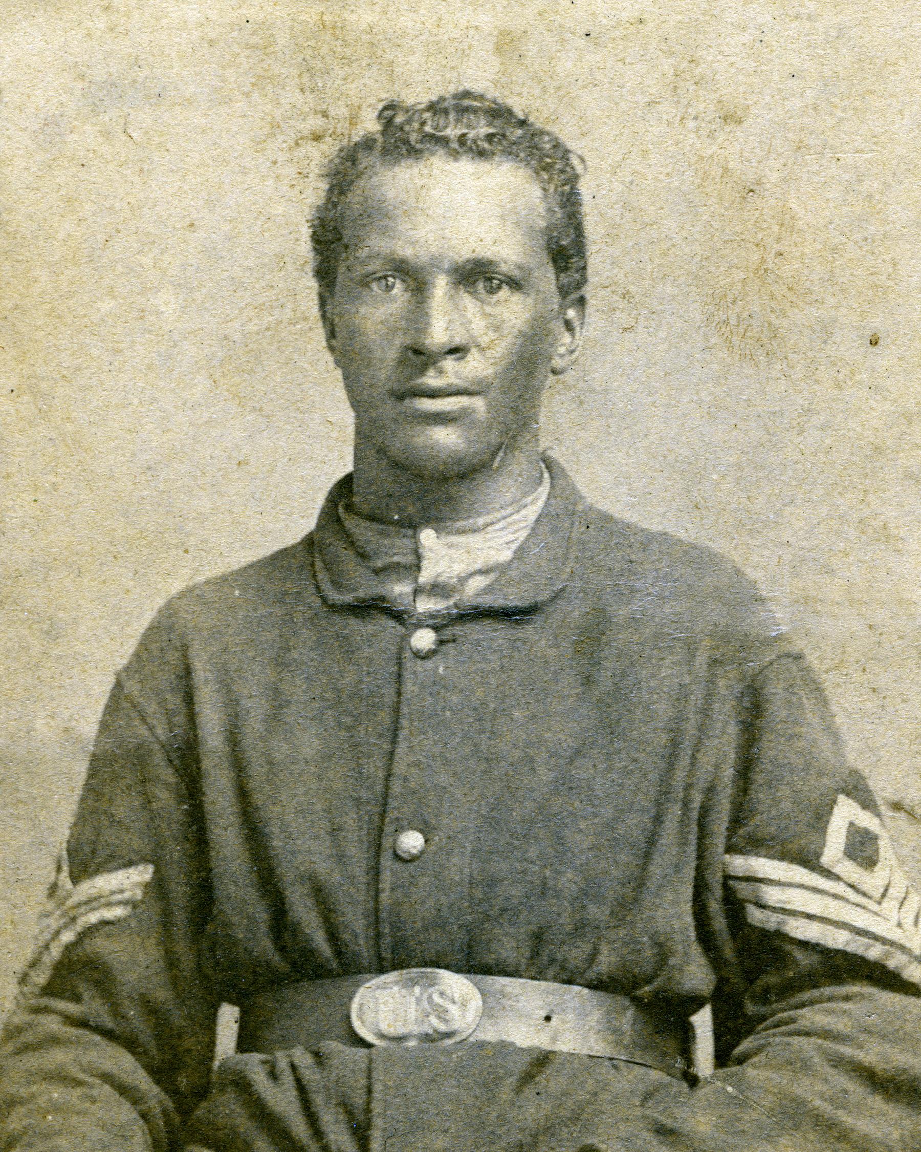 Sergeant William Messley