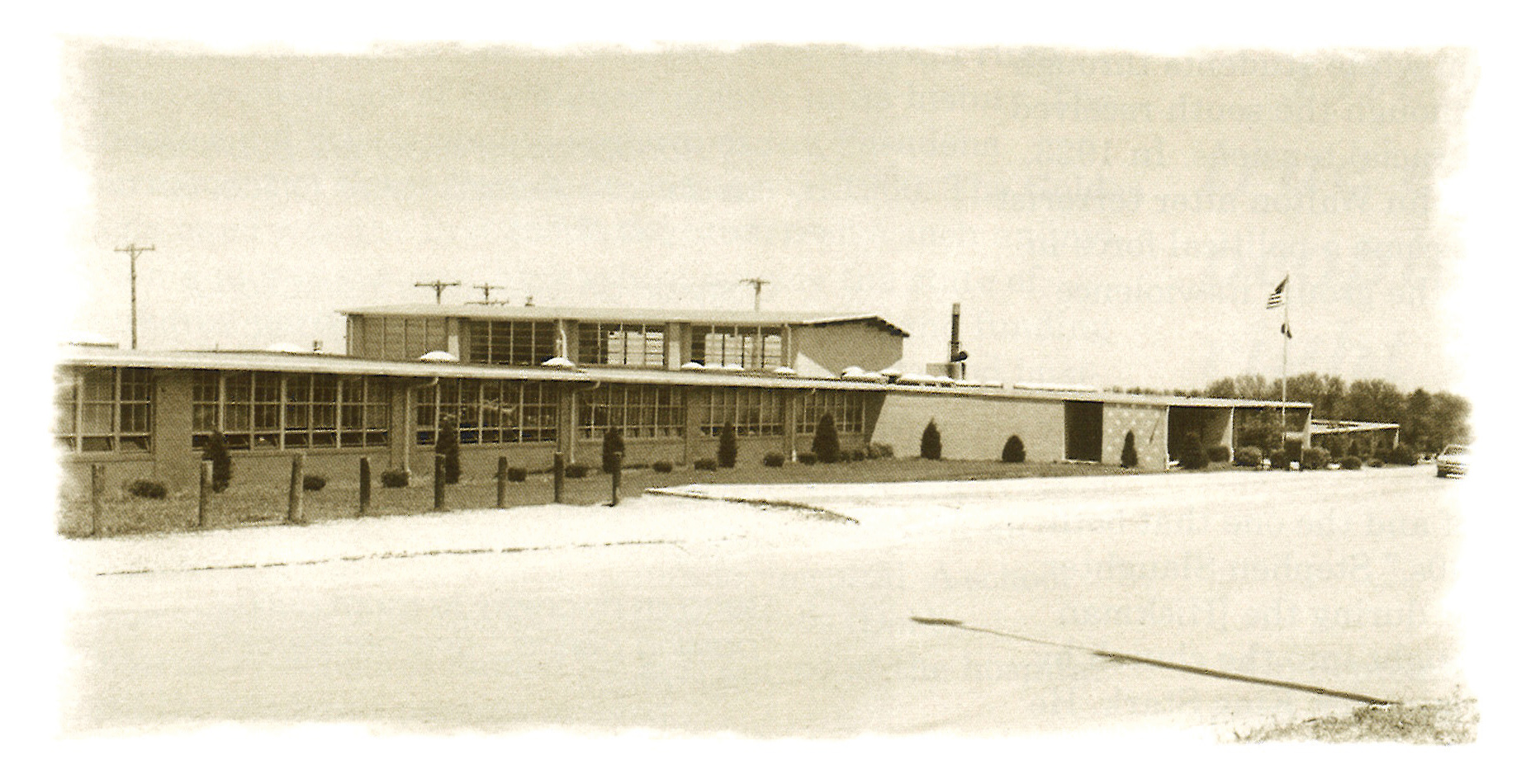 Symington Elementary opened in January, 1959