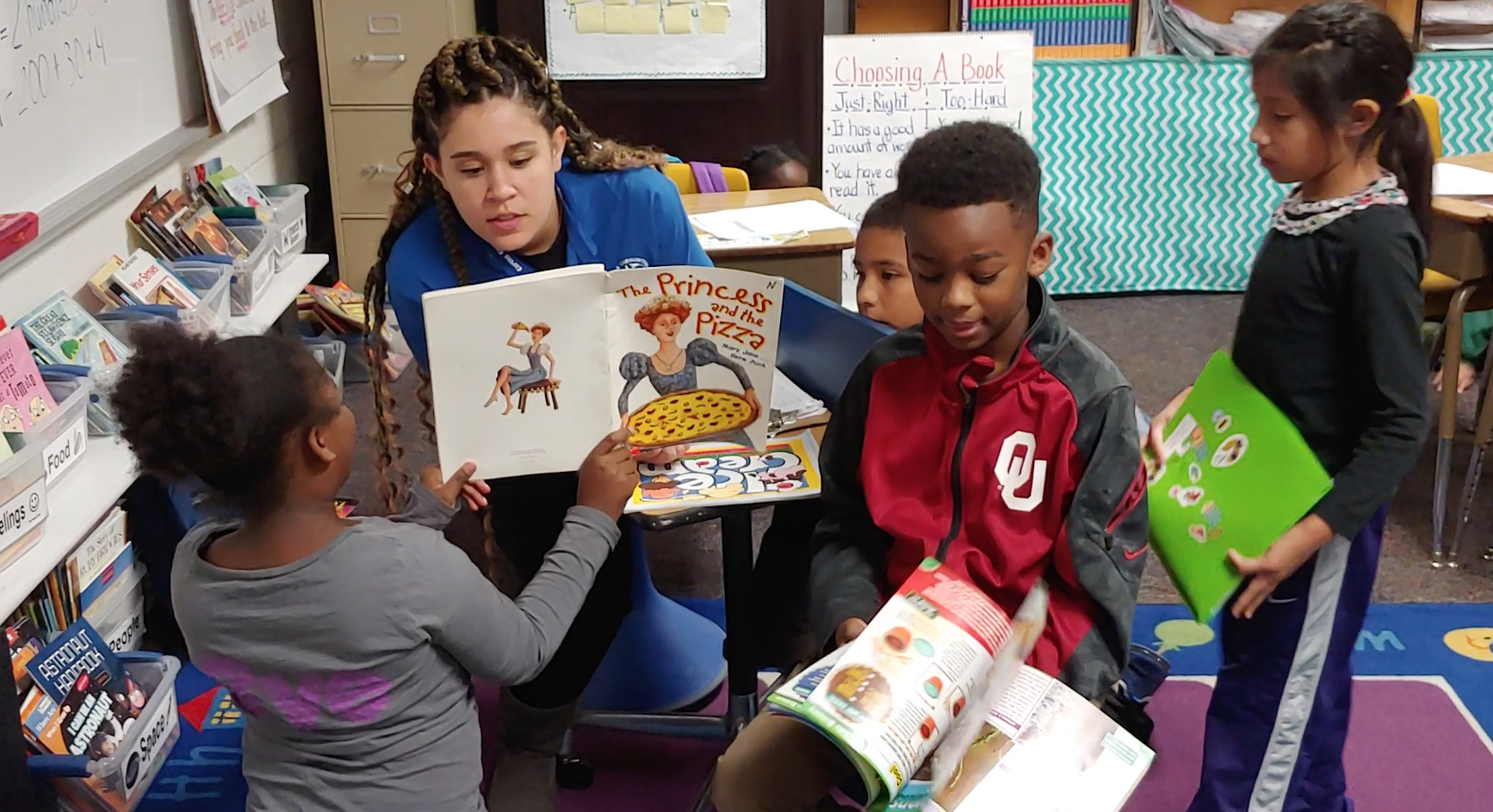 Many Kansas City-area schools will soon be receiving new, inclusive books through a $73,000 award to Turn the Page KC and LINC from the nonprofit social enterprise First Book.