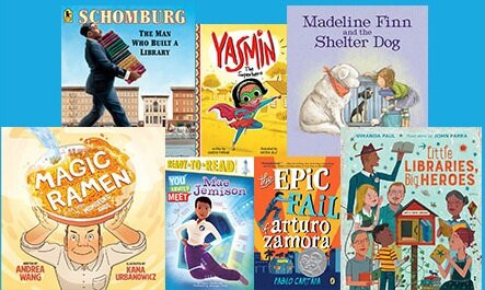 First Book offers children's books reflecting diversity and inclusion.