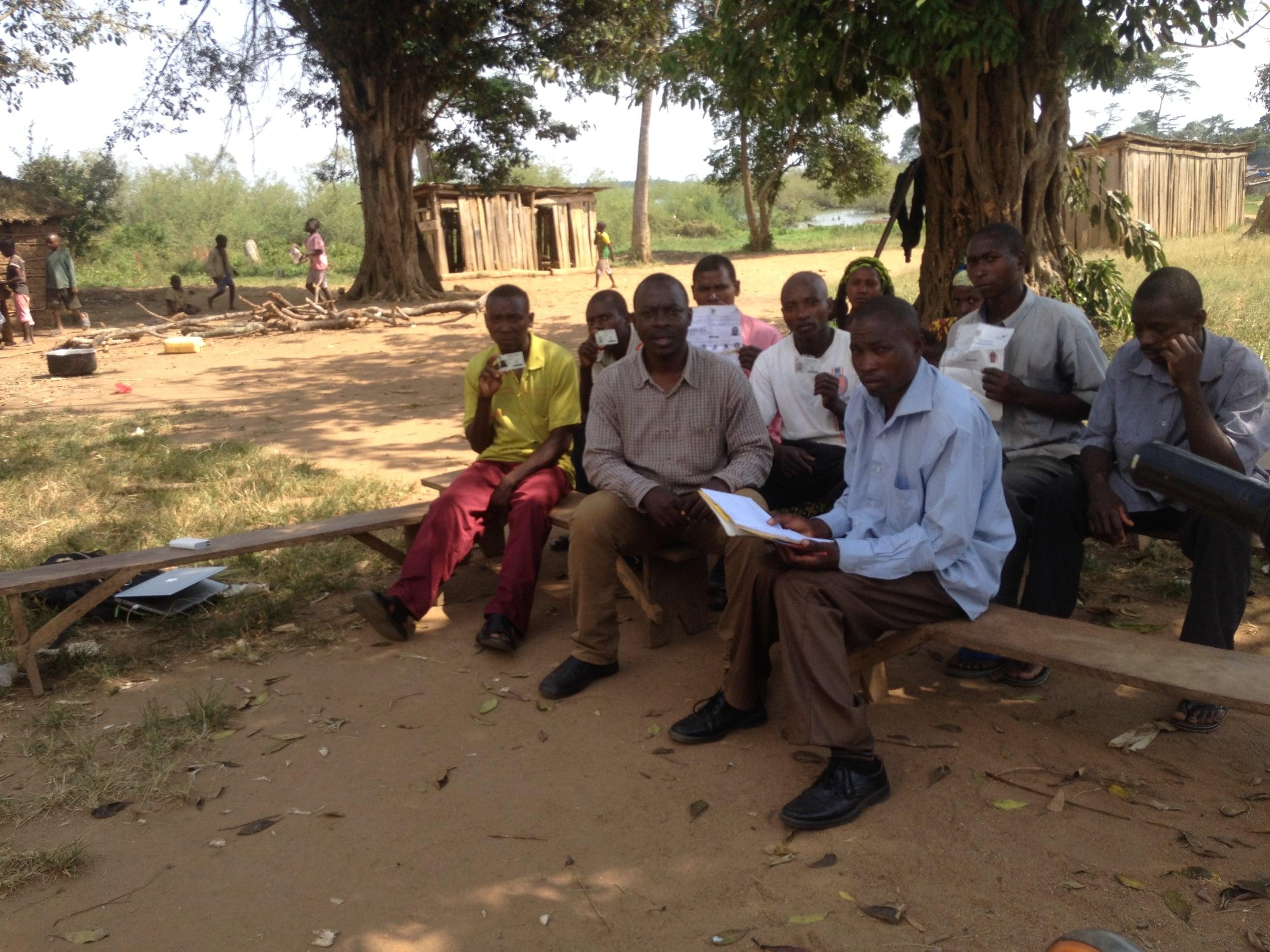 Community Outreach Mission's Program (Refuge Meetings at God's Village)