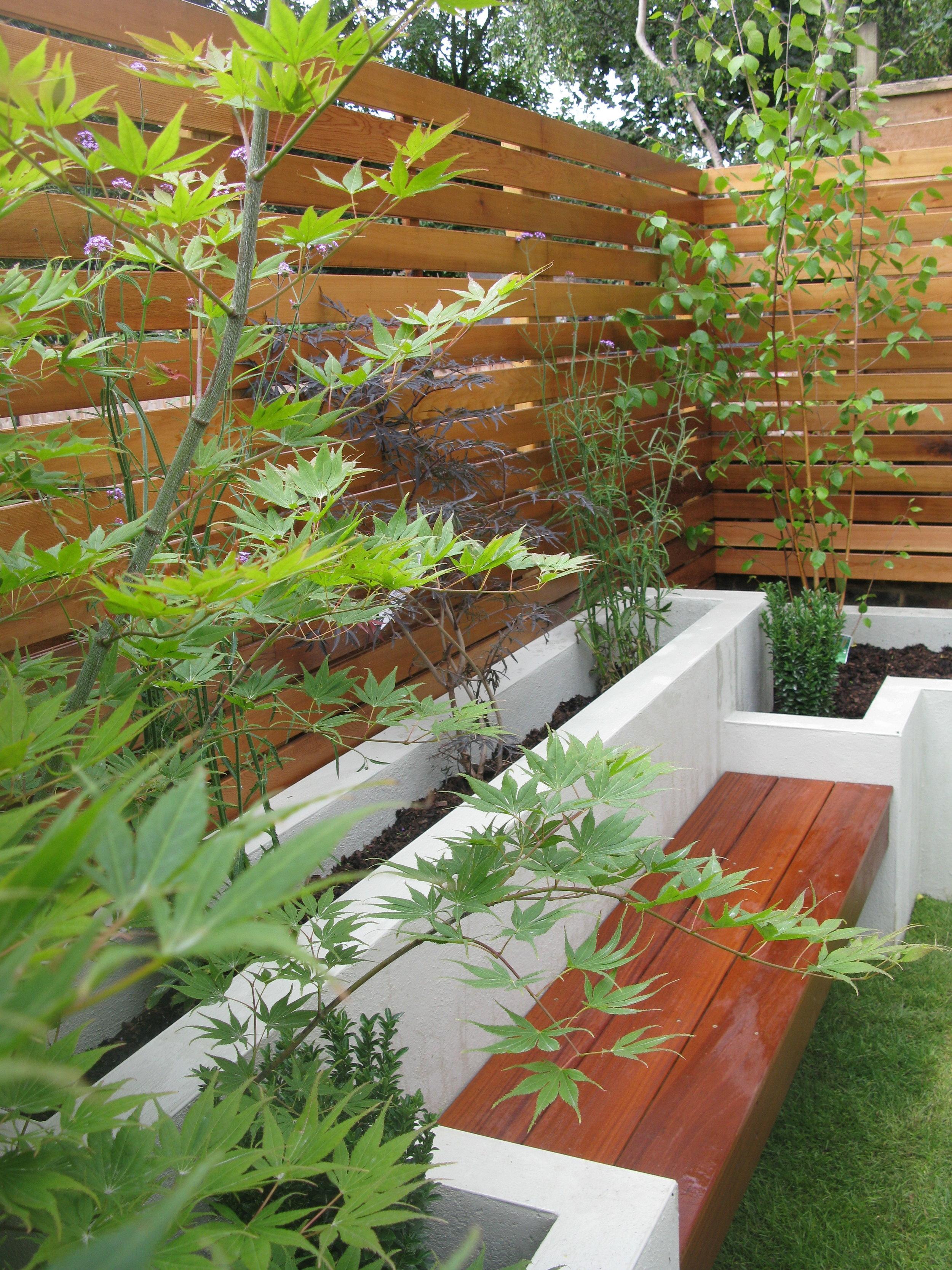 Recent Work Carter Woods Garden Design Build