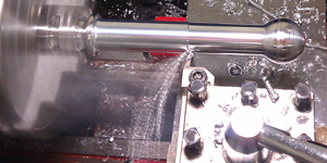 CNC lathe conversion process!