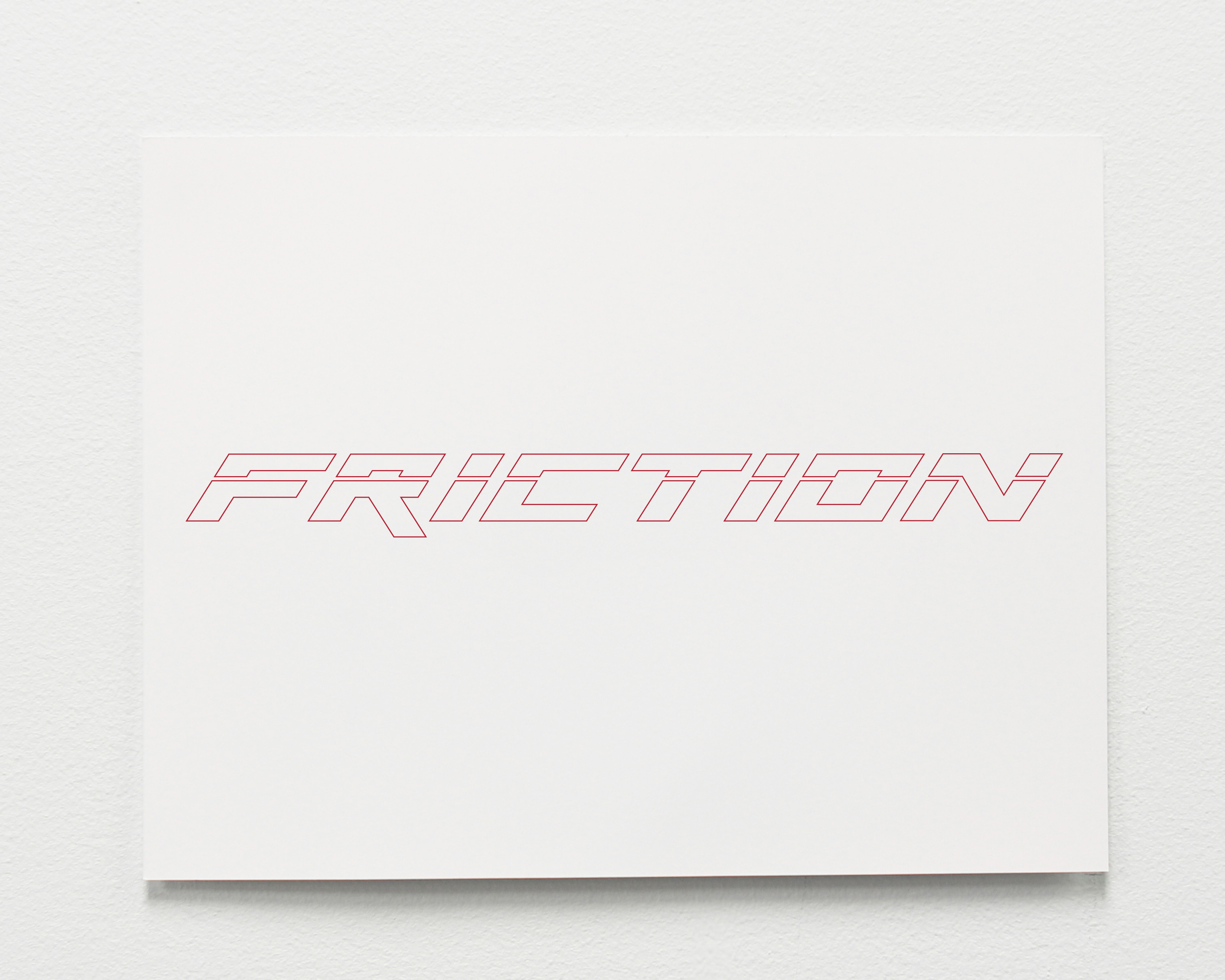 Friction (White Hot)