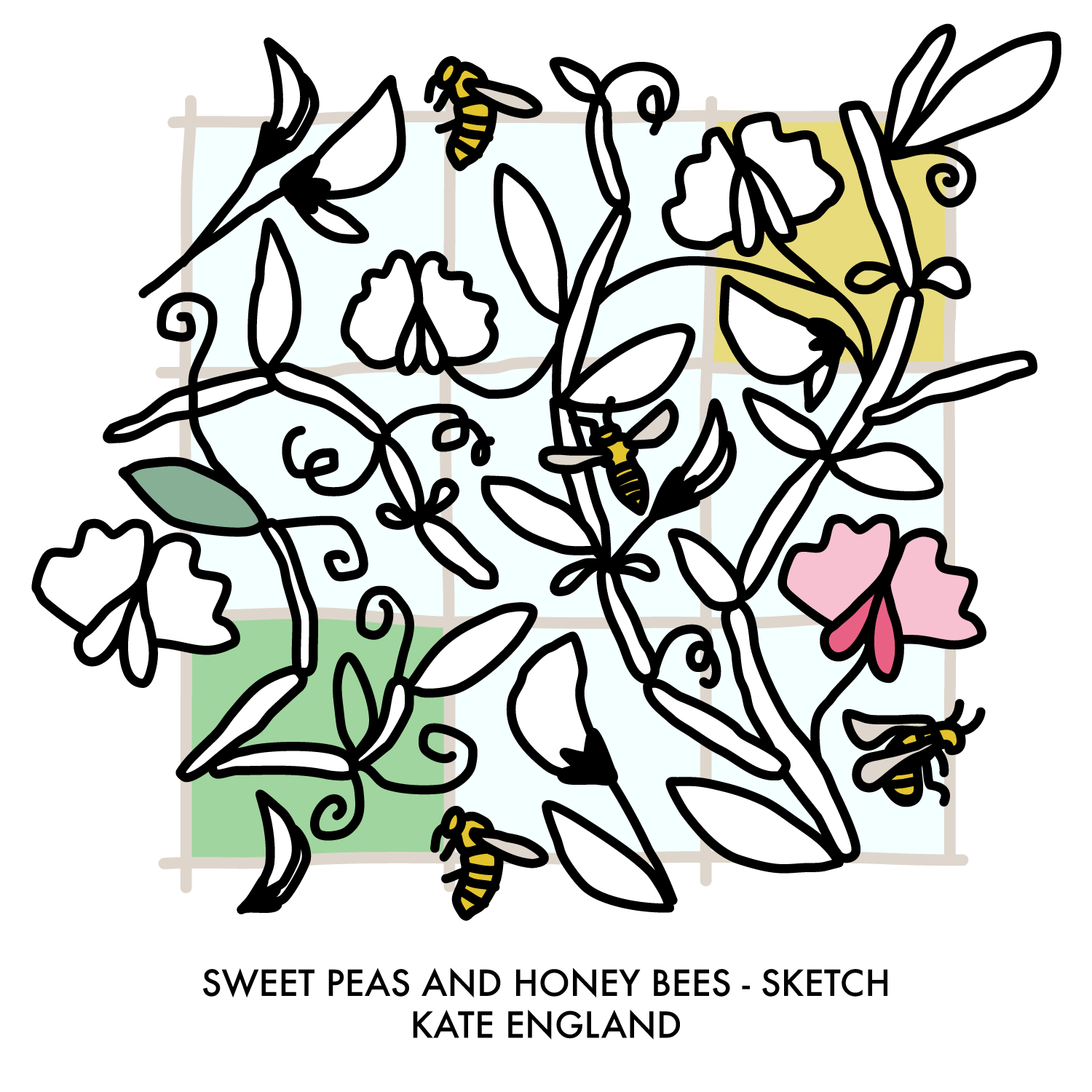 sweet-peas-honey-bees-sketch.png