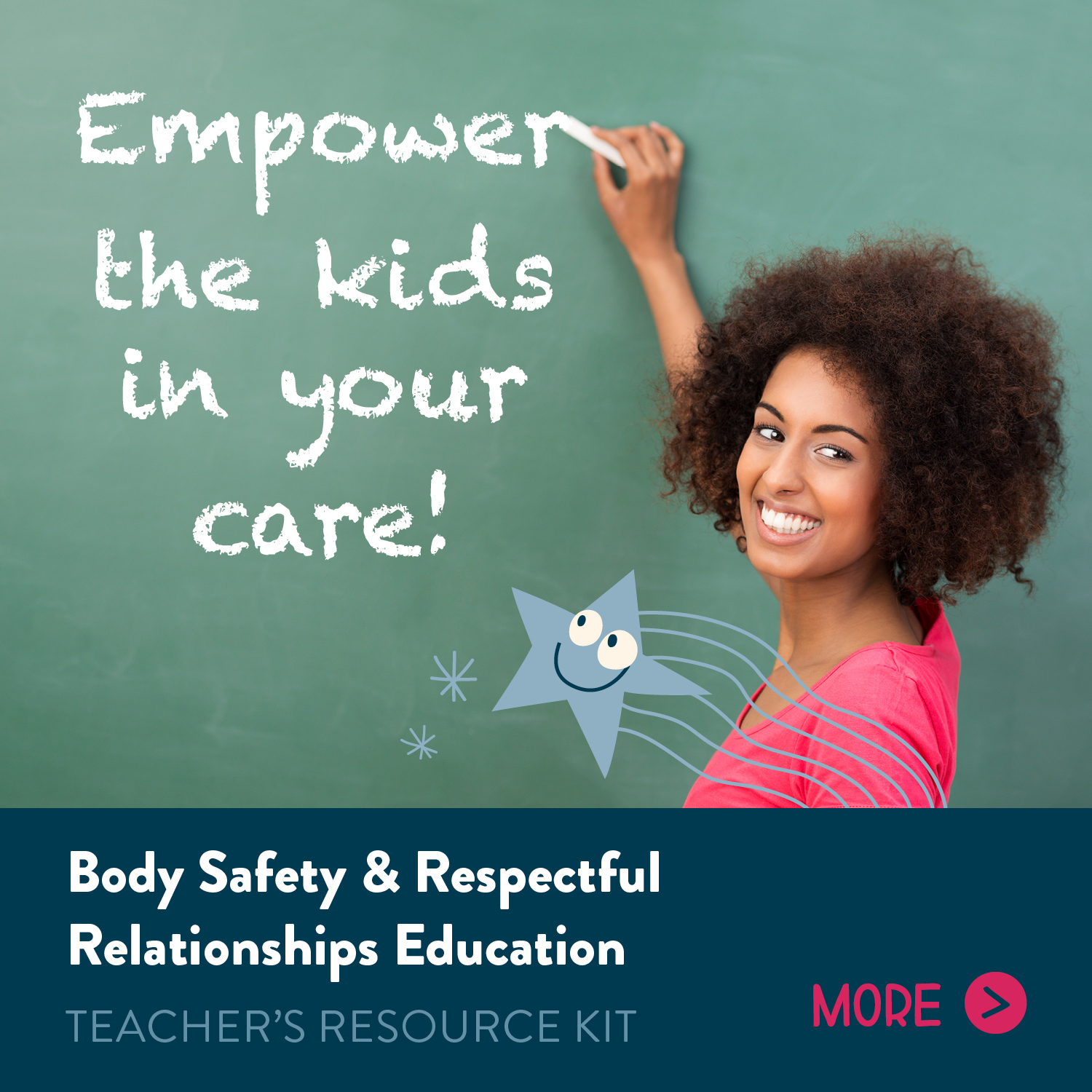 Empower the kids in your care!