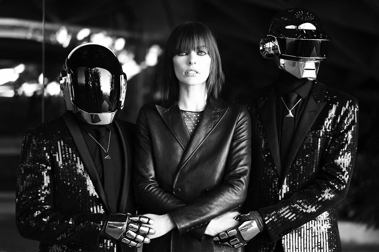A tale of desirestarring Daft Punk and Milla Jovovich