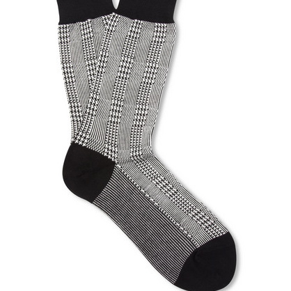 11. Always new socks and underwear (throw away the old ones every six months).