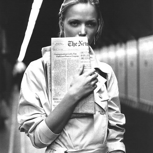 2. A daily read of the newspaper.