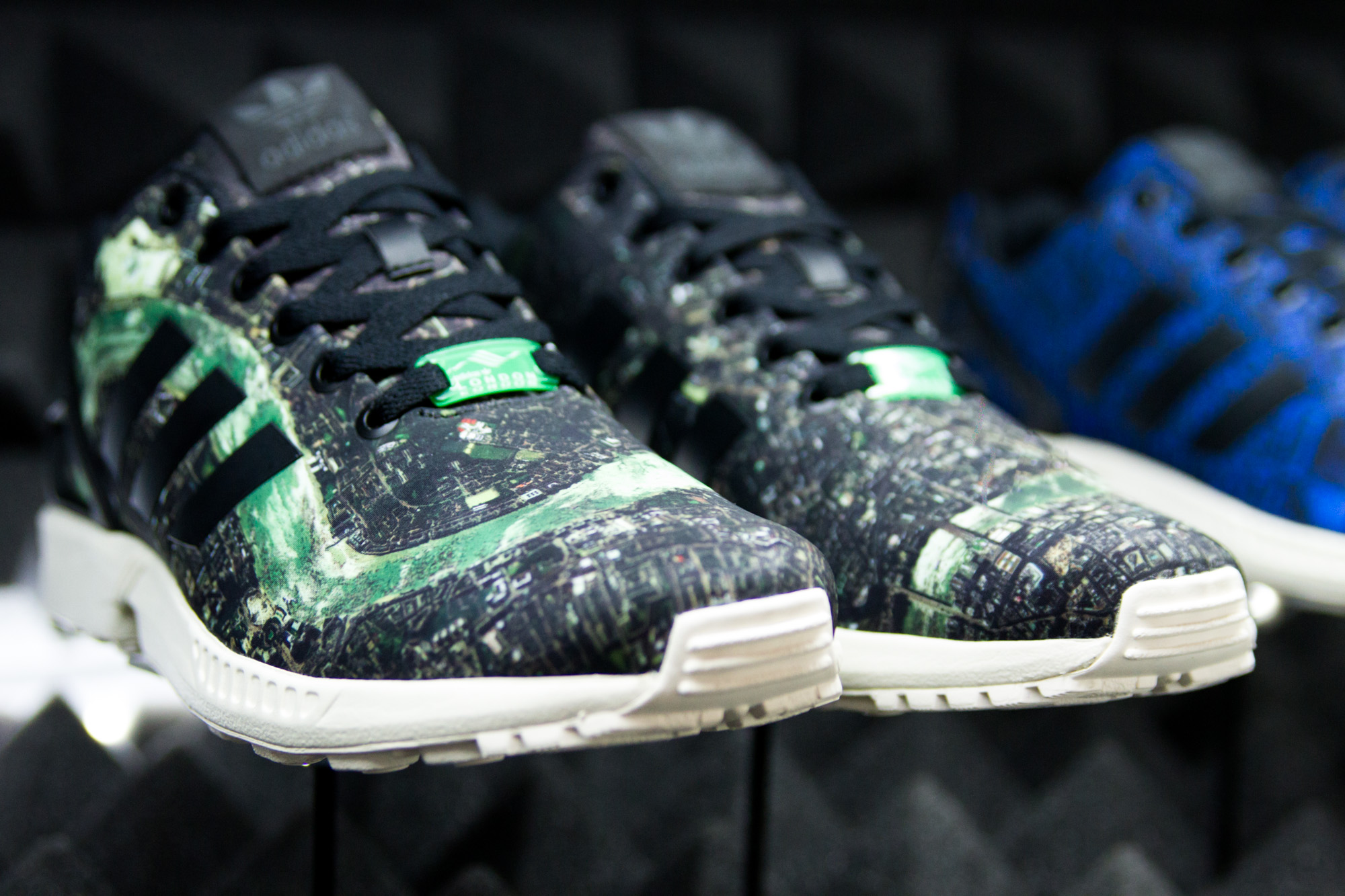 adidas Originals ZX FLUX «London» edition (only available in London)