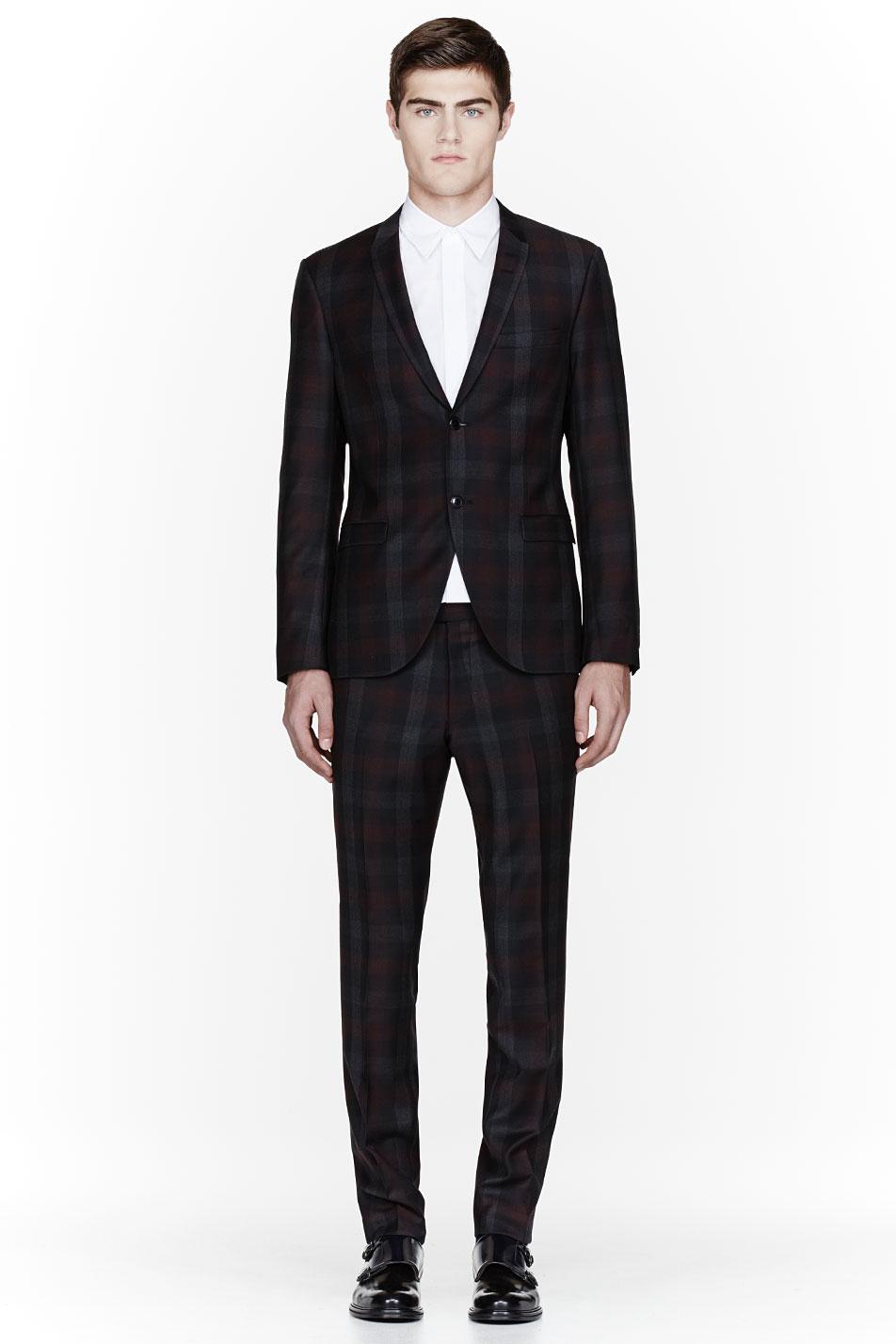 Tiger of Sweden suit
