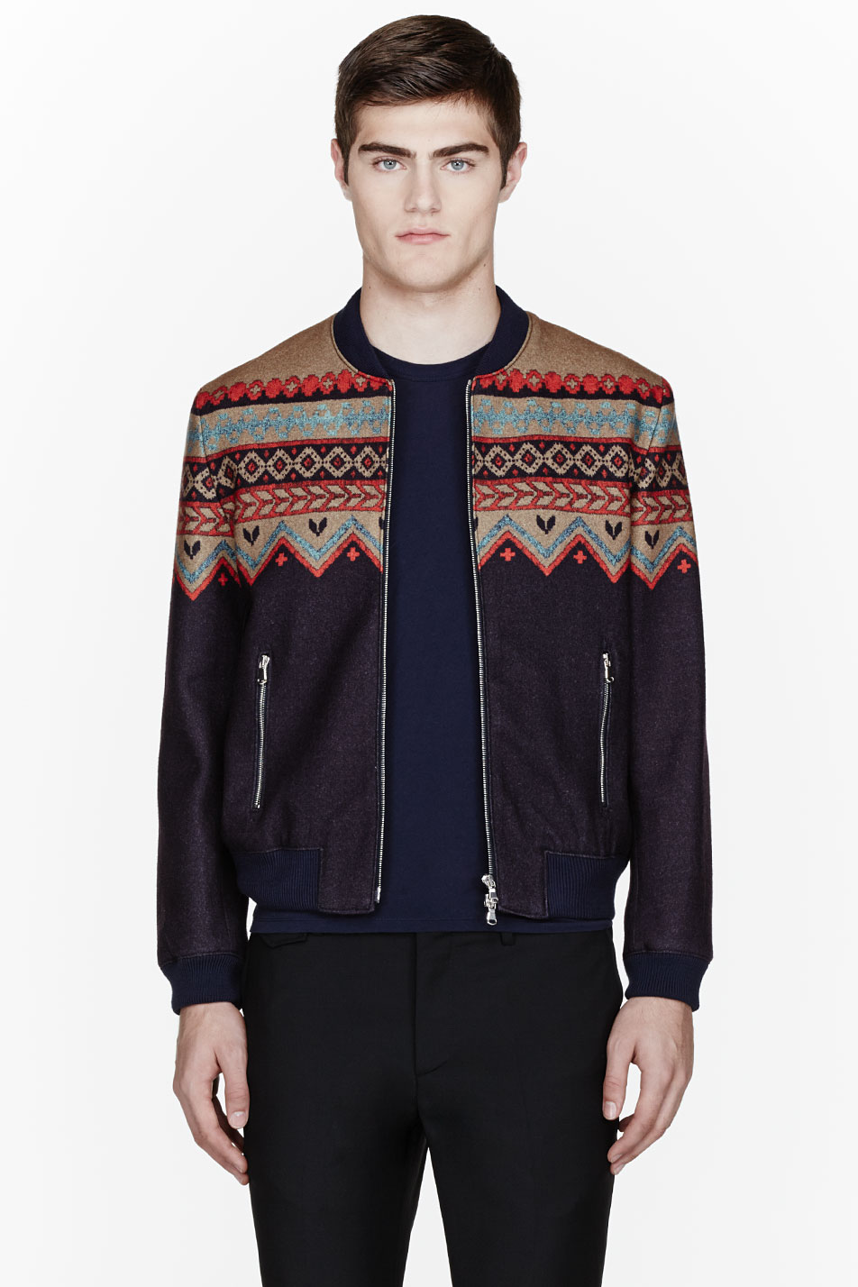 Carven bomber jacket
