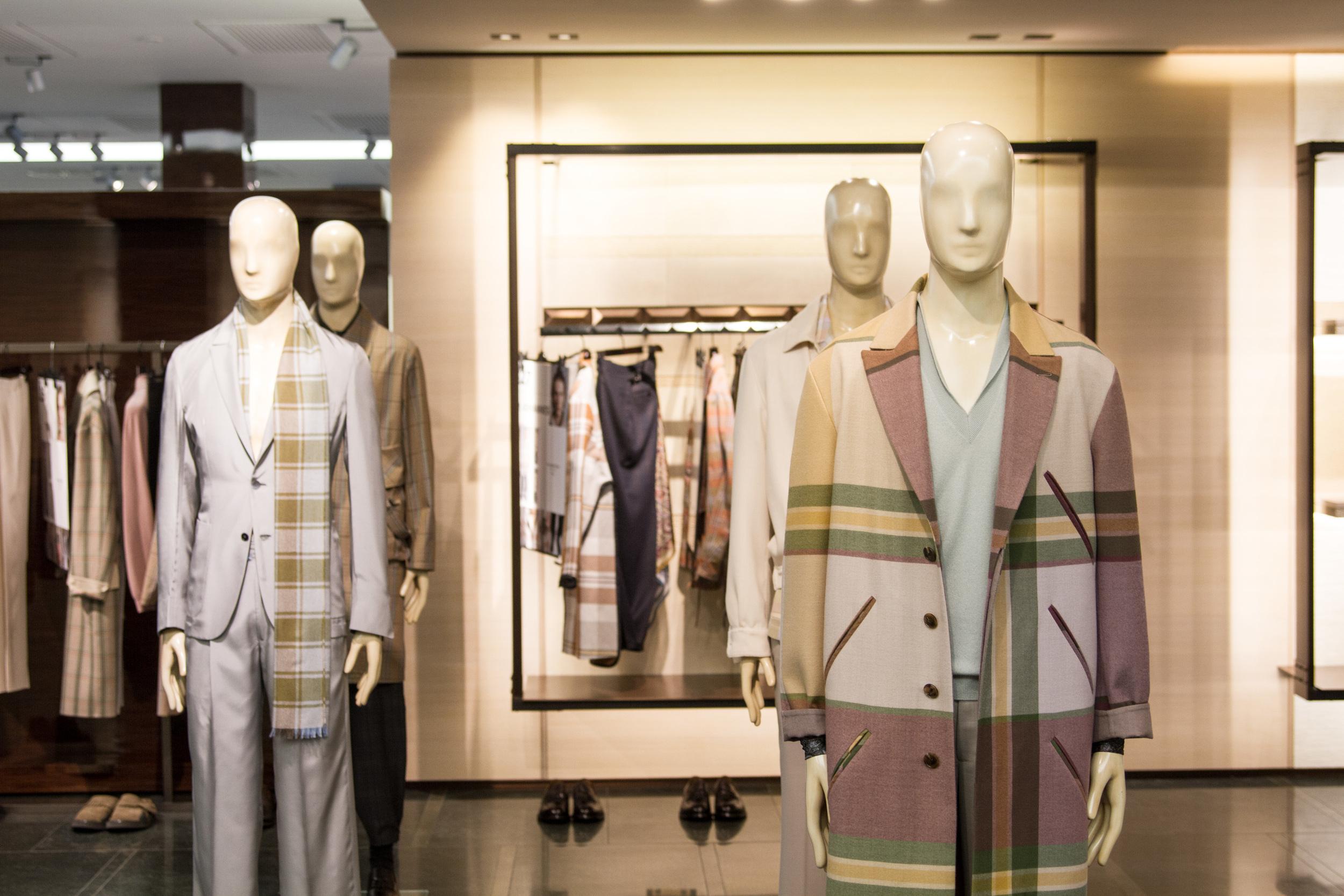 Ermenegildo Zegna Couture S/S 2016 re-see