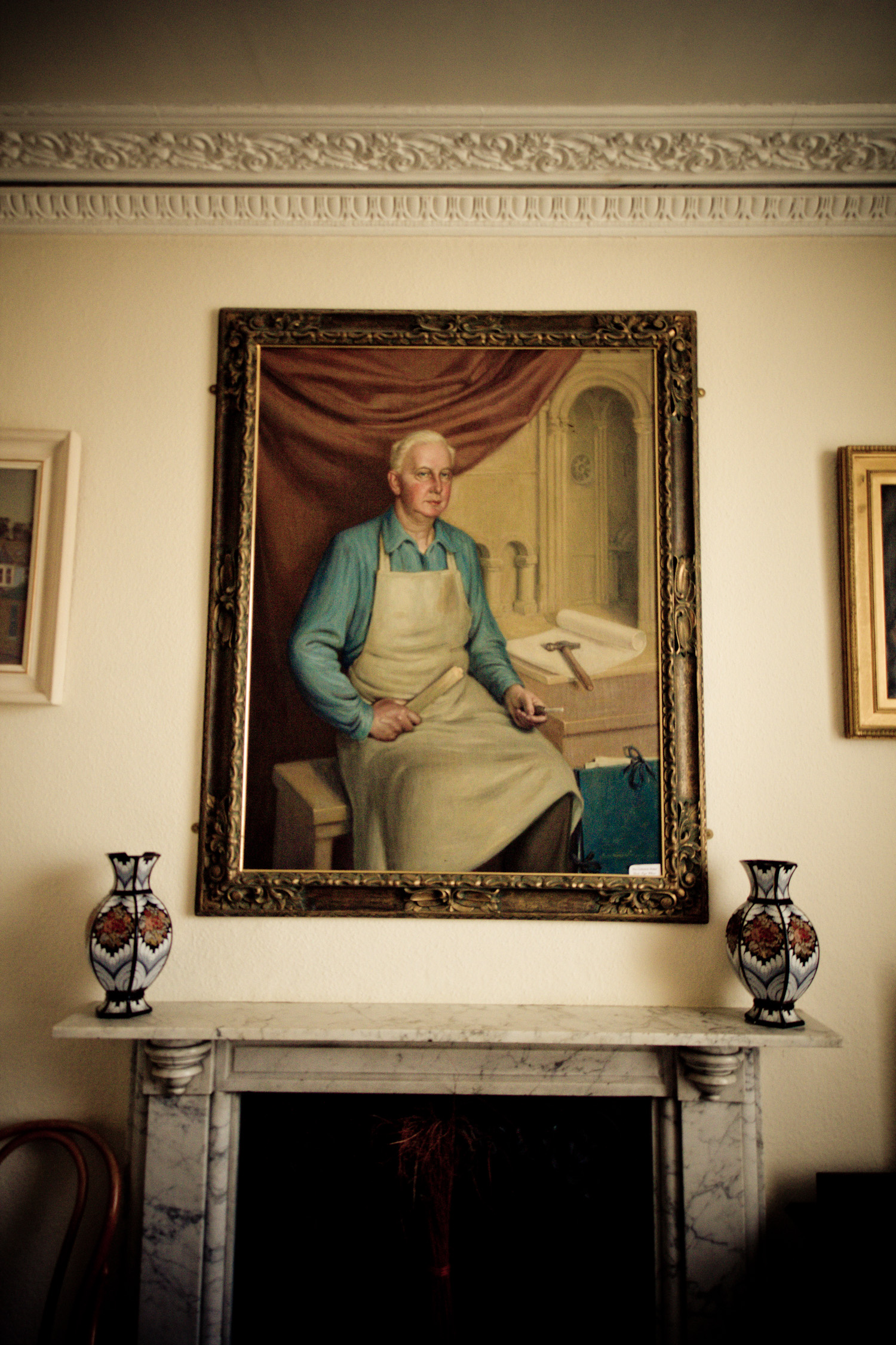 Portrait in Room One