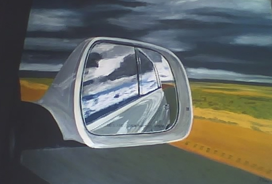 Travel Mirror - 16x20