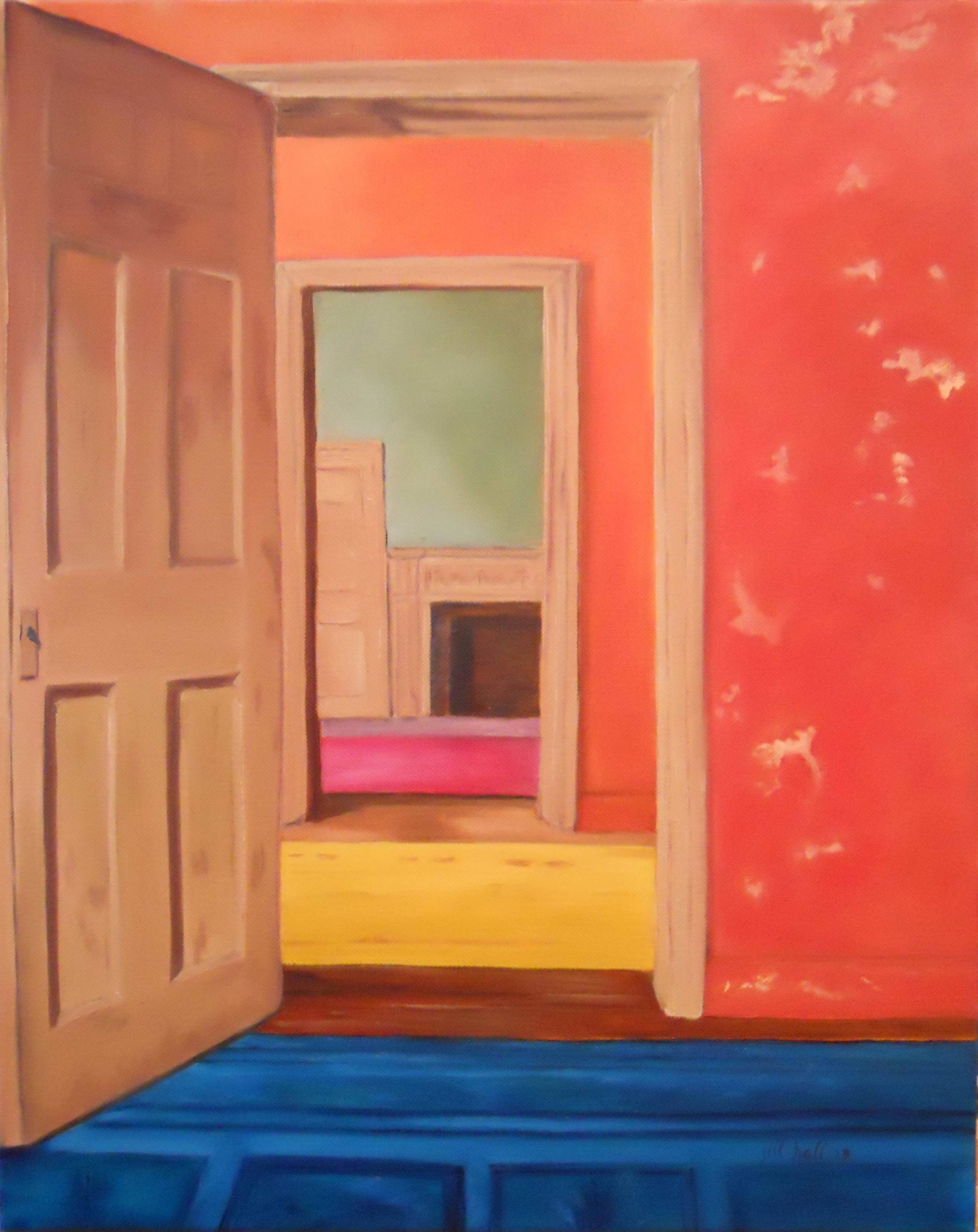 Red Room - 20x16