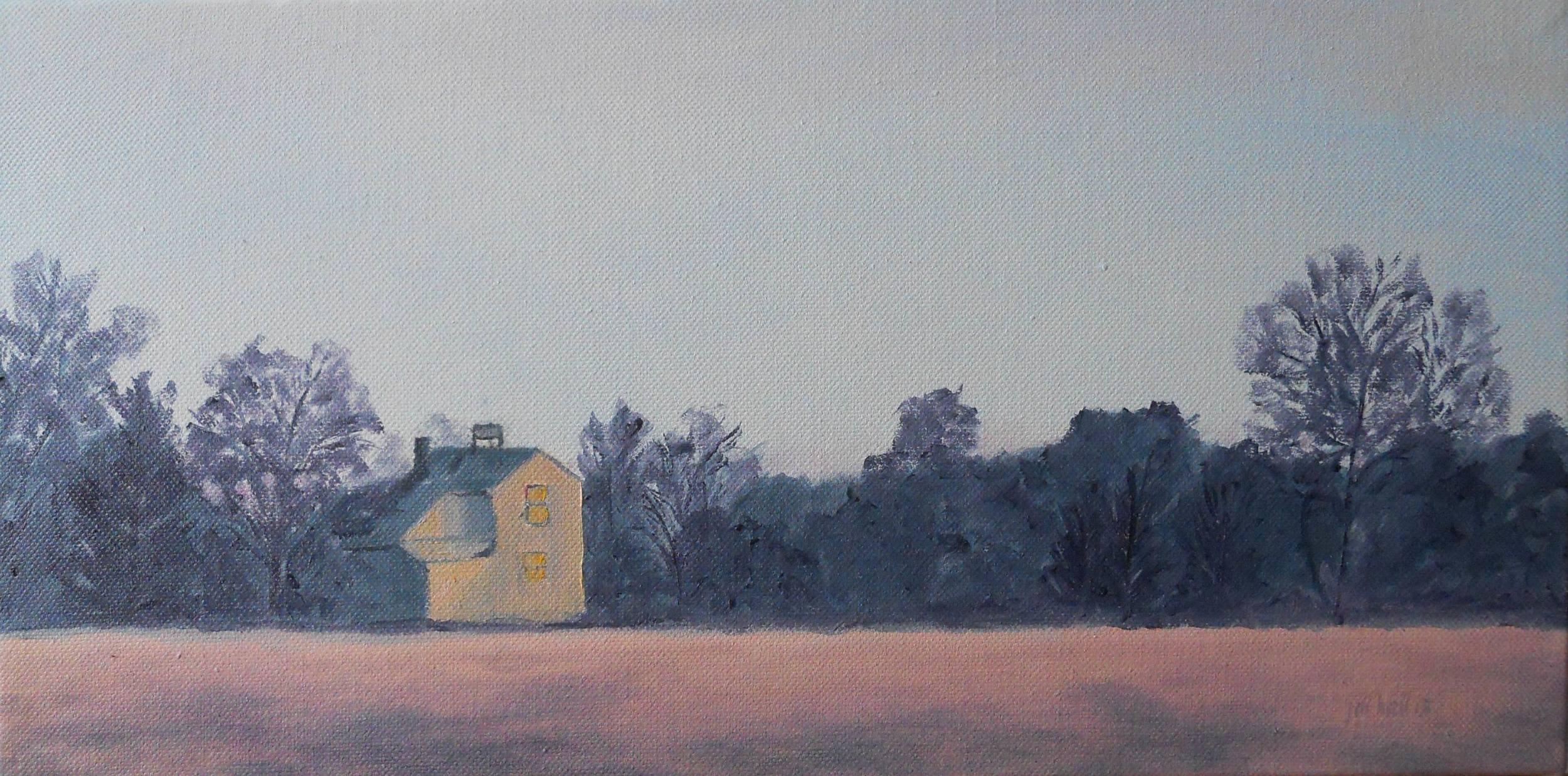 Steeplechase House - 8x16