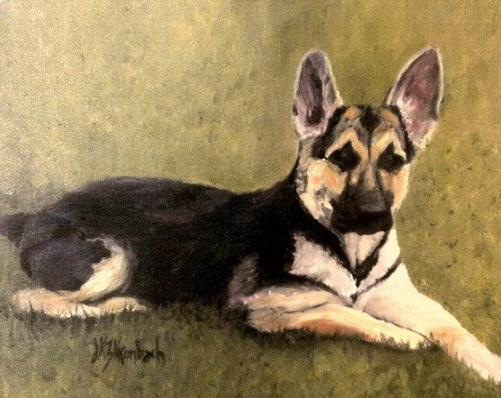 Shepherd - 9 X 12