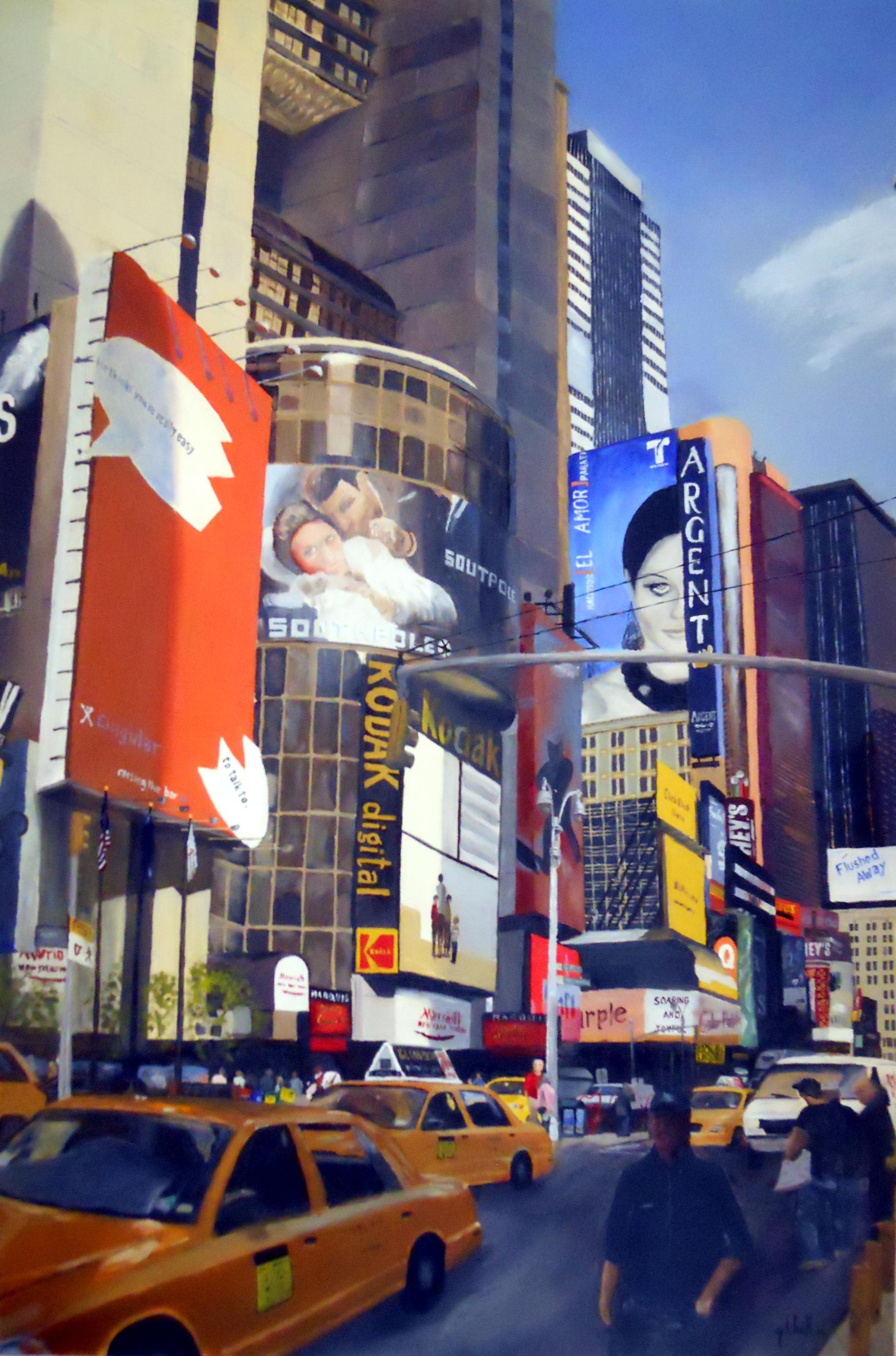 Times Square - 24 X 36