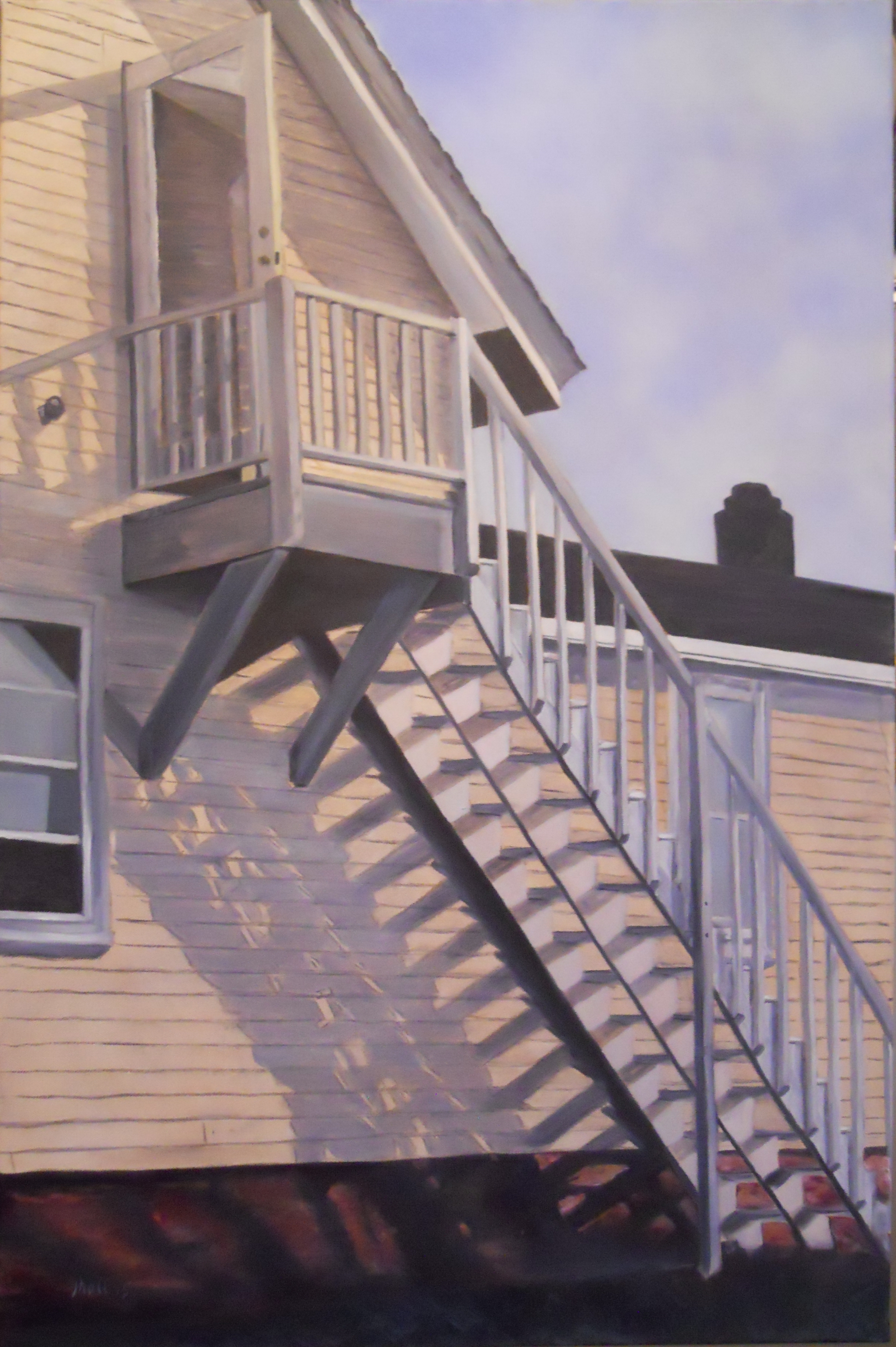 Pemaquid Point LightHouse - 24 X 36