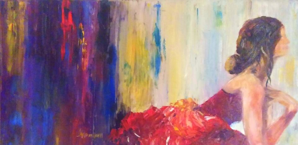Painted Lade - 12 X 24