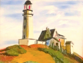 The Lighthouse at Two Lights(Edward Hopper).png