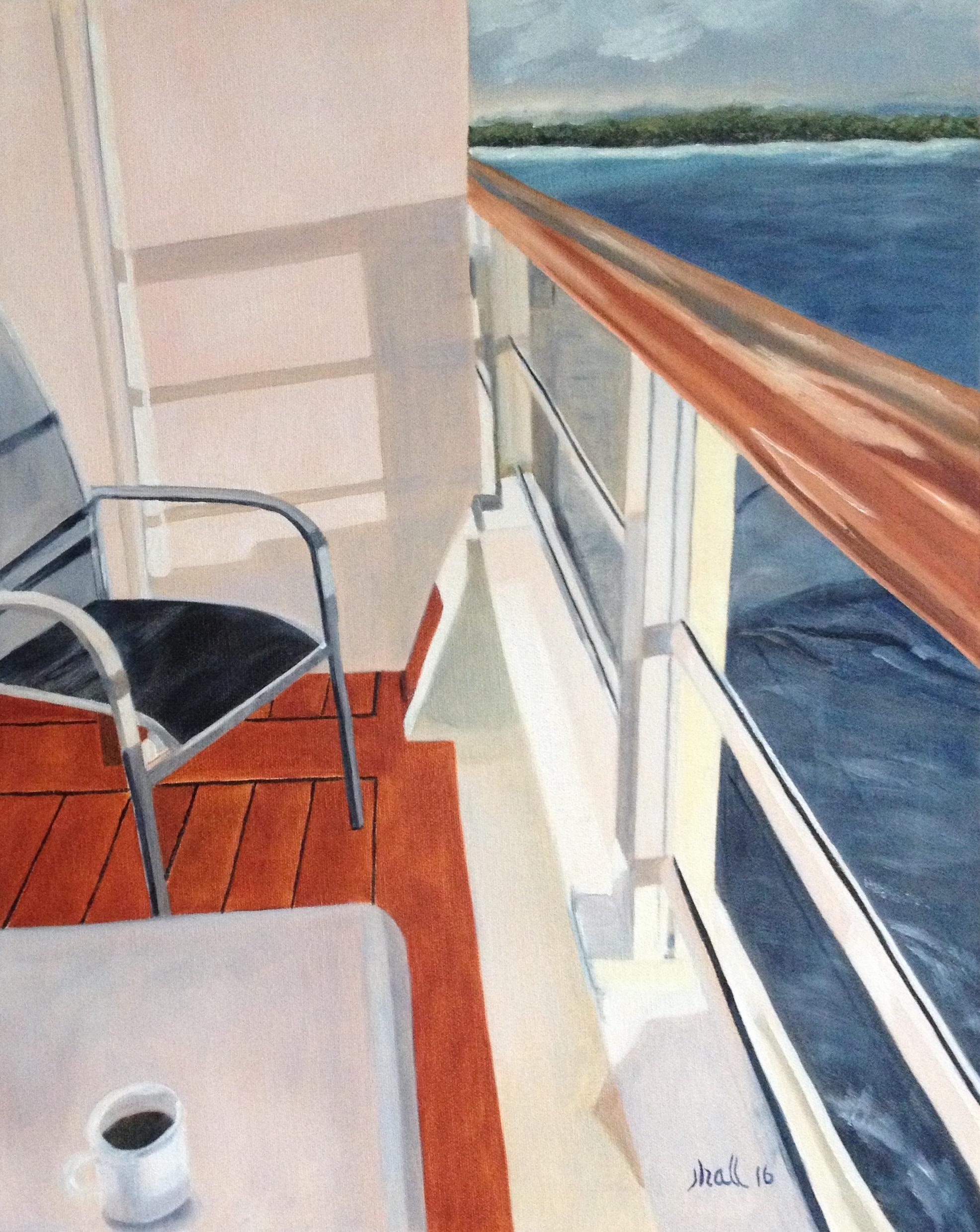 Disney Dream Cruise -- 20 X 16