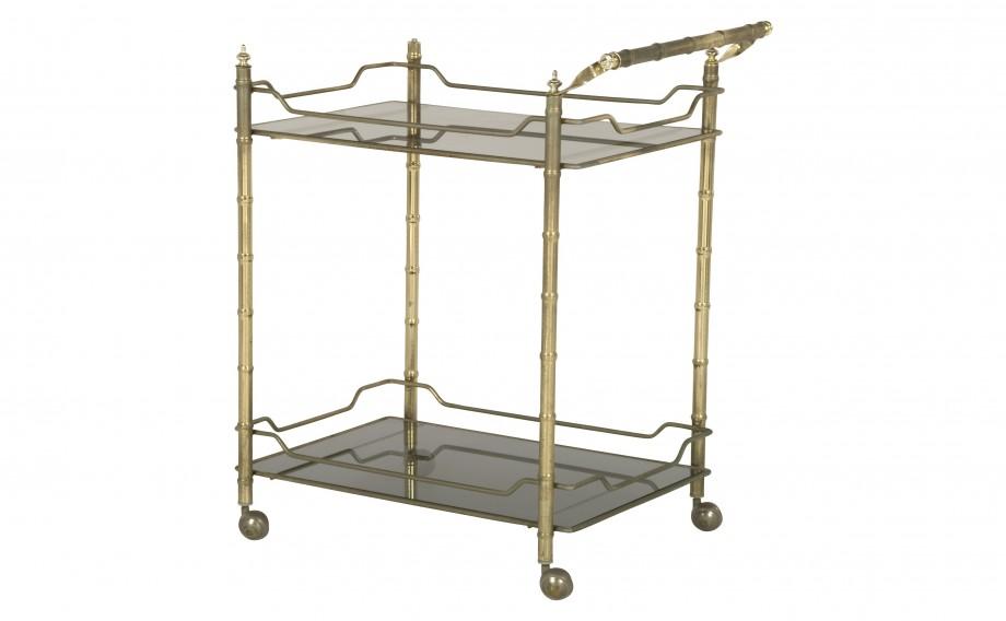 Jayson H&G Vintage bar cart