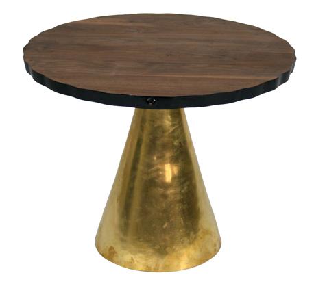 Organic Modernism Flor table